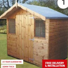 Special Apex Shed