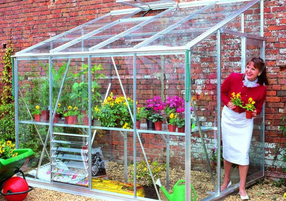See our wide range of greenhouses