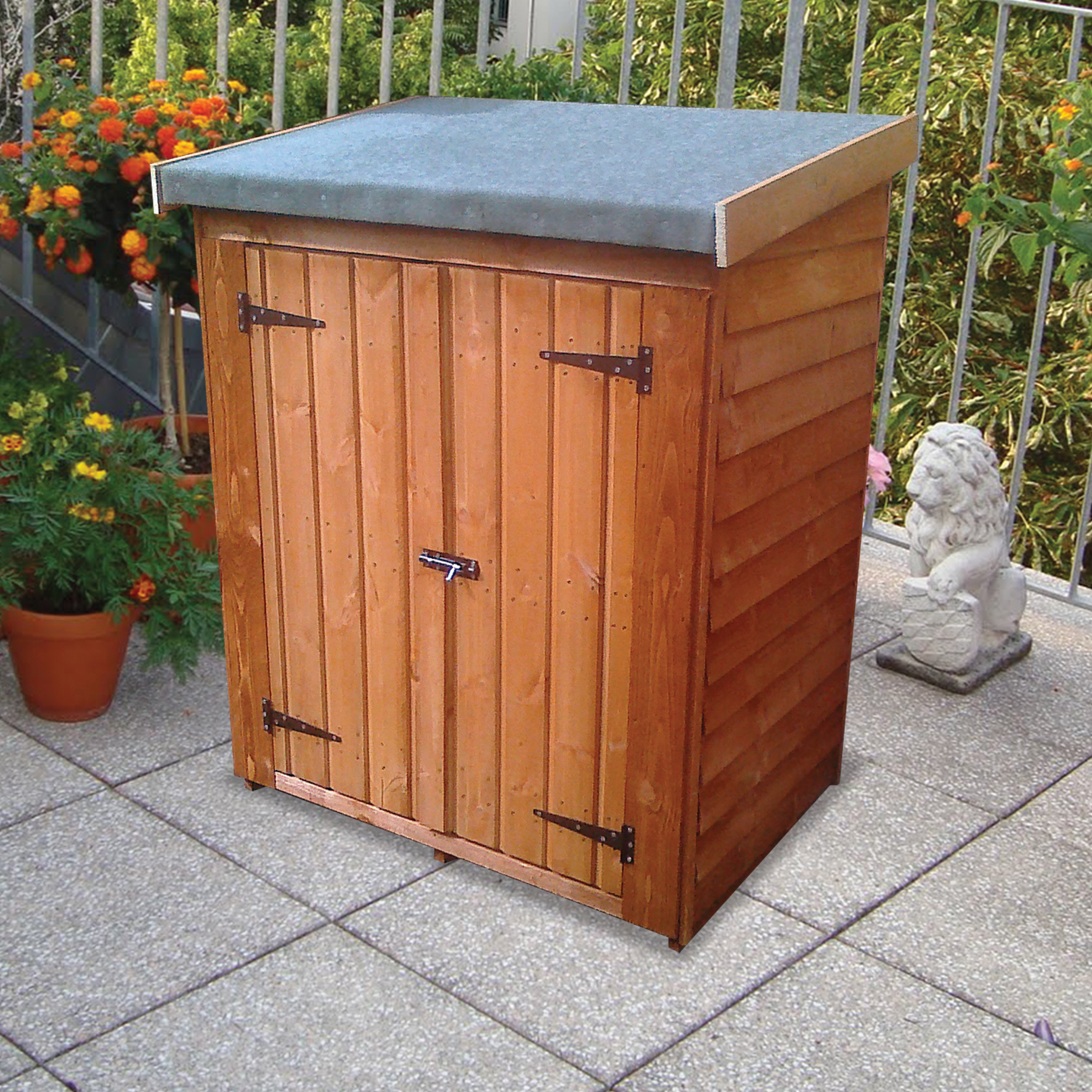 Overlap Clutterbox 1 2 X X Sheds N Chalets